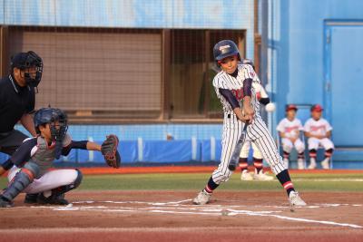 先頭打者アーチでチームに勢いを生んだ大曲大内投手