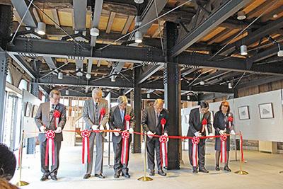 旧観慶丸商店が新たな一歩 まちなか文化拠点でオープン