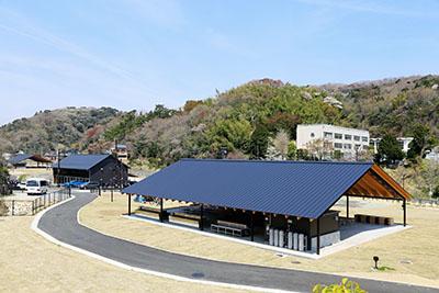 松島自然の家 野外活動フィールド 宮戸に移転 あすオープン