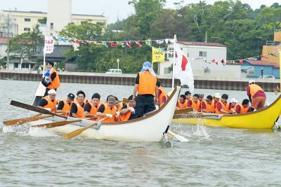 石巻川開き祭り開幕 今年も熱いぞ 夏絵巻 まちなかにあふれる活気