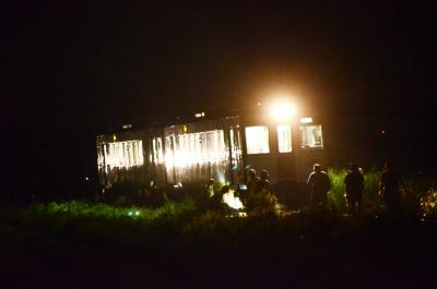 JR石巻線で人身事故 高齢男性が死亡 上下4本に影響