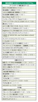 陸と空で2大祭り共演 〈26日〉東松島夏まつり 〈27日〉松島基地航空祭
