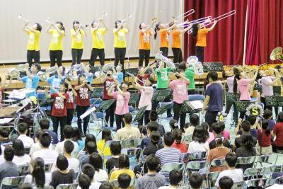 文化祭シーズン到来 トップ切って「鰐陵祭」 弾ける生徒たち 26日一般公開