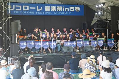 トリコローレ音楽祭 出演者も来場者も過去最多 豊かな音色と食を満喫