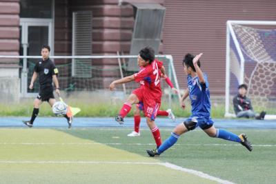 コバルトーレ女川 次なるステージへ若手起用 2位富士クラブに3―0 初出場の最年少森蔭がアシスト