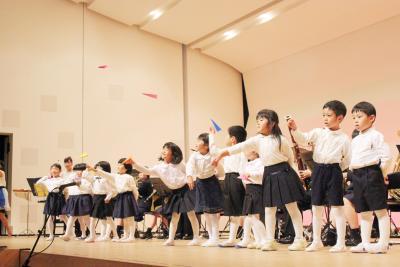 本年度閉園の栄光幼稚園 ありがとうコンサート 41年の感謝の歌声響かせて ゆかりの人々 思い出まざまざ