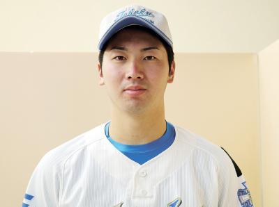 石巻市蛇田出身 鈴木遼太郎選手 ドラフト6位で日ハム指名 野球でふるさとに活力を