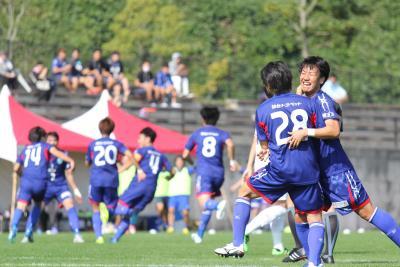 コバルトーレ女川 白星勝利で初戦飾る 2-0で刈谷を撃破 JFL昇格へ好発進