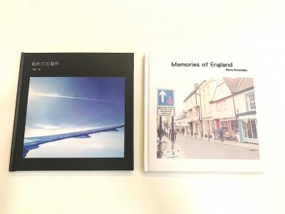 【しんちゃん通信】Vol.62 ケンブリッジの思い出を写真集に
