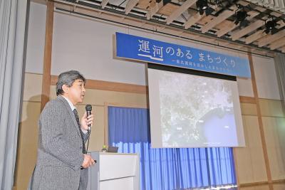 地域の歴史や文化から将来を見据えた