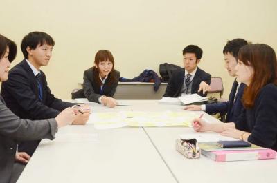 石巻市応援 職員がPJ 外部の視点で業務効率化提案 復興後見据えともに「前進」