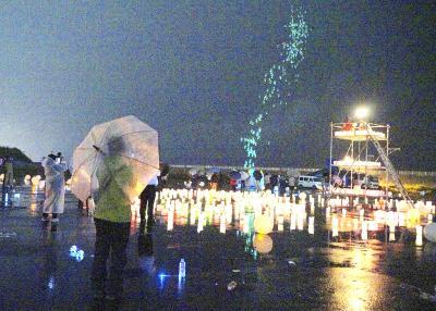 石巻商議所青年部 「ココロの灯り」が日本一 命の尊さと震災伝承を訴え 地域一体の取り組みなど評価