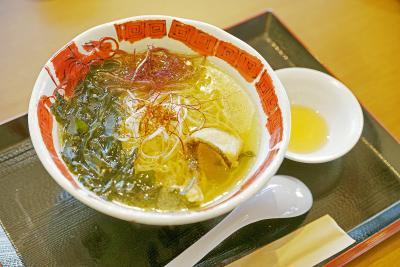 元気食堂に登場 「麺屋武蔵監修 あら~麺」 名店お墨付きこだわりの味 深いうまみを堪能して