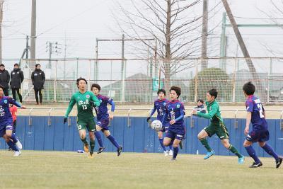 コバルトーレ女川 仙台大に0―1 天皇杯予選準決で敗退 リーグ優先で主力温存