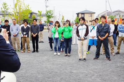 石巻市議選 1週間の選挙戦突入 38人の激戦 声ふり絞り訴え 遊説コース 新市街地が中心