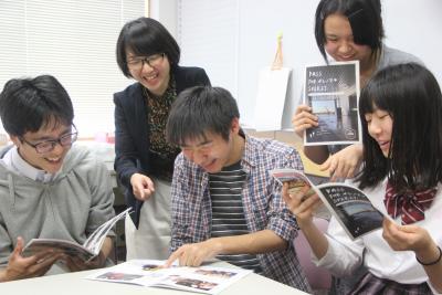 石巻高新聞部が取材協力 PASS THE イシノマキSPIRIT この街はおもしろい! 魅力伝える無料冊子発行