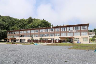 キボッチャ 21日全館オープン 野蒜小活用の防災体験型施設 早くも600人が宿泊予約