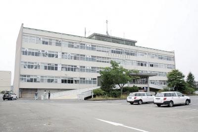 旧県合庁跡地 32年度取得へ 近く協議 石巻市 こども園誘致や施設移転先に