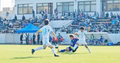 コバルトーレ女川 自力残留 事実上消滅 終盤耐え切れず11連敗 ホームで大阪に0―2