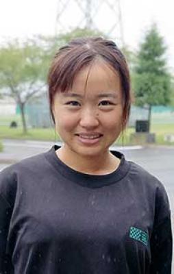 千葉悠里奈選手(4年)