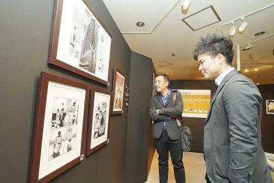 石ノ森萬画館 ビッグコミック展 マンガ界に刻む大きな足跡 原画で振り返る半世紀