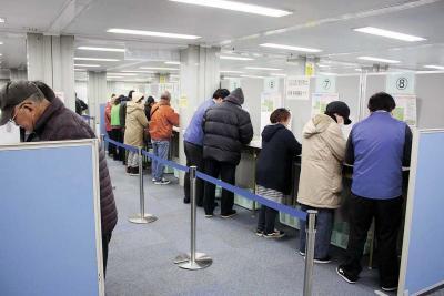 所得税確定申告始まる 石巻税務署 早めの対応で混雑回避