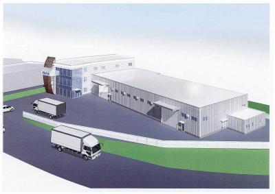 サワ 第3工場地鎮祭 事業拡大で地元雇用に力 半導体部品需要で増設 東松島の仮設跡地買収