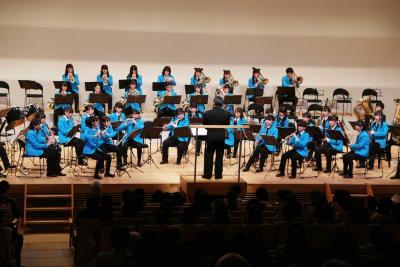 石巻好文館吹奏楽部 「和」テーマに楽曲披露 定期演奏会は両日満席