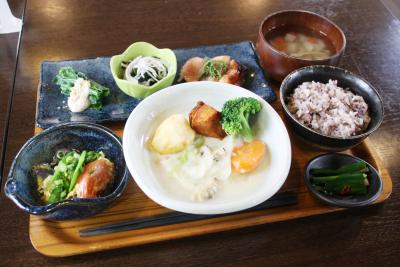<東松島市牛網>スマイルダイニング 食事で笑顔になれる場所 地元の食材ふんだんに