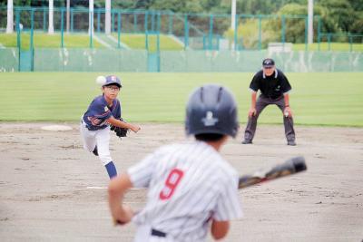 石日杯少年野球 新チームで初戦突破へ 先輩の思い受け継ぐ
