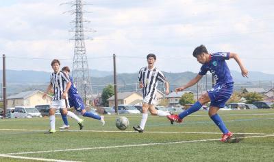 コバルトーレ女川 4位盛岡に4―0快勝 残り3試合で現在3位 野口1ゴール2アシスト