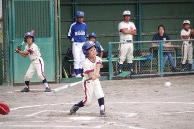 石日杯新人少年野球 1―2回戦11試合終了 頂点目指し初戦突破