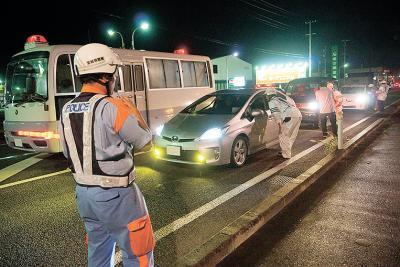 「飲酒運転根絶」② 石巻署・違反者に厳しく対応 次代への軌跡