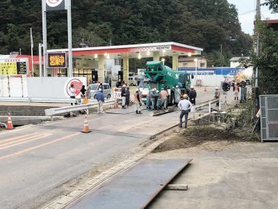 女川町が一時孤立状態 台風被害で国道通行止め 大幅な回り道も現在解消