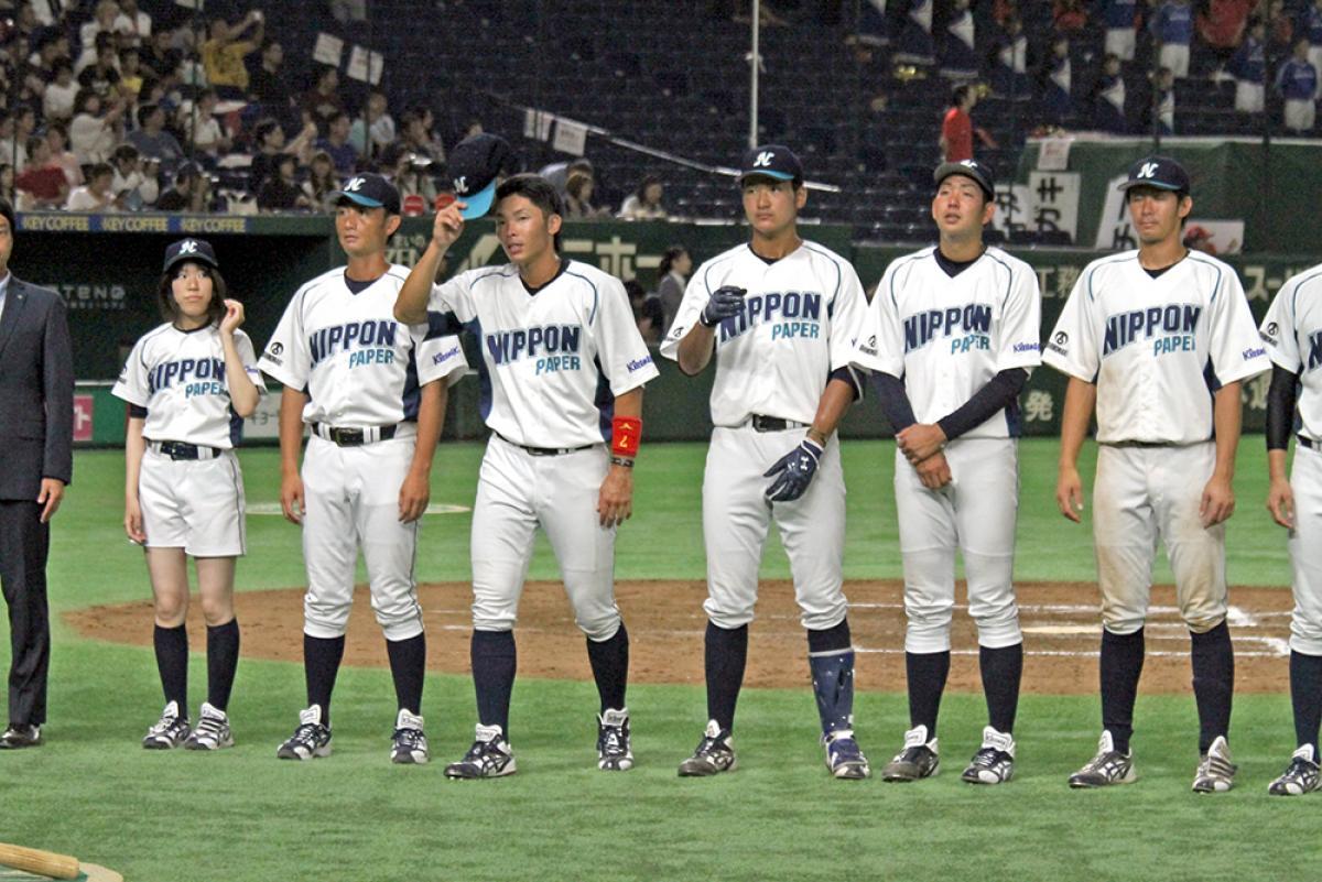 第3回全日本都市対抗野球大会 - ...